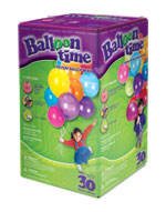 kit per gonfiare 30 palloncini