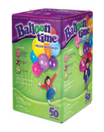 kit per gonfiare 50 palloncini