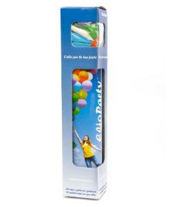 kit elioworld piccolo da 1 kg con 10 palloncini