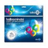 Confezione 15 Palloncini a LED BALLOOMINATE colore BIANCO