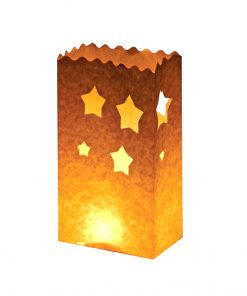 Sacchetto porta candele - Candle Bags STELLE